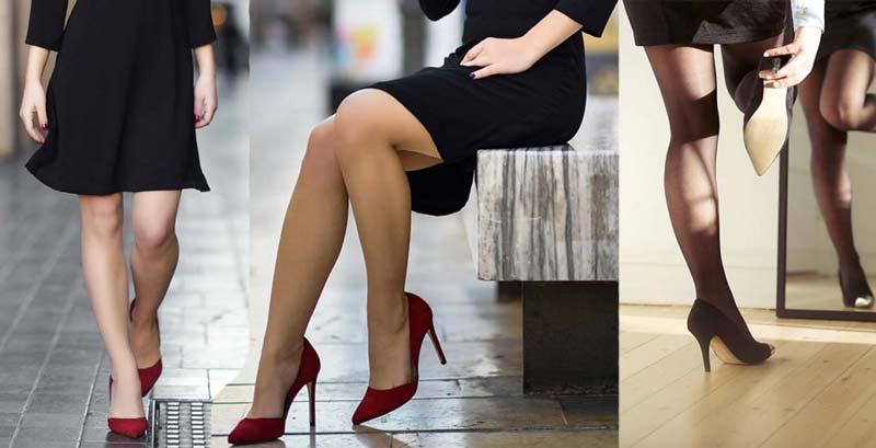 pantofi trendy de purtat cu o rochie
